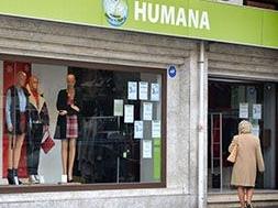 tienda HUMANA